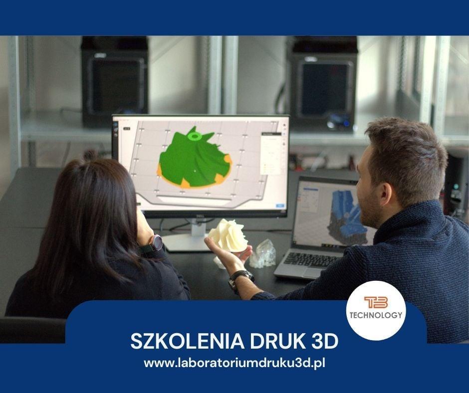 Szkolenia z druku 3D i obsługi drukarek 3D