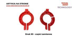 Read more about the article Druk 3D części zamiennych